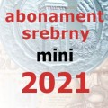Abonament srebrny NBP 2021 (mini)