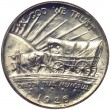 1926 Oregon Trail half dollar