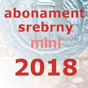 abonament srebrny NBP mini